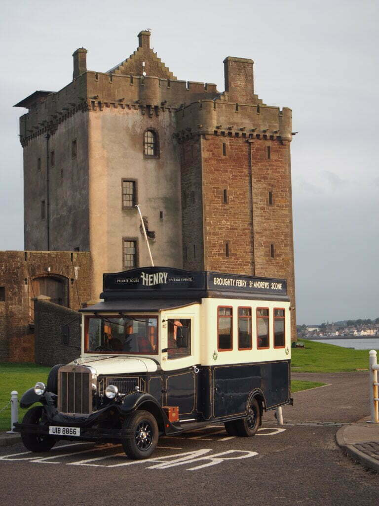 Henry & Broughty Ferry Castle