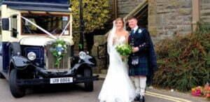 bride & groom